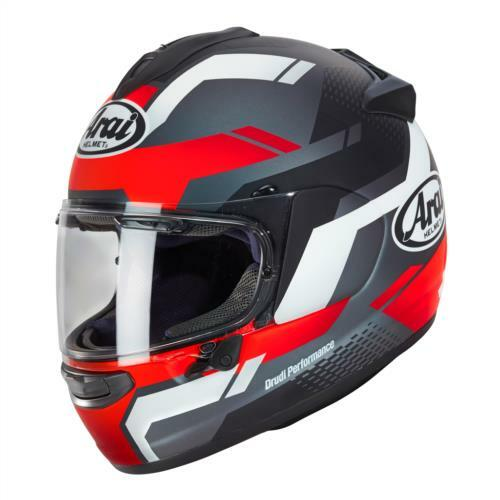 Arai Chaser X Cliff Black Motorcycle Helmet Next Day Delivery