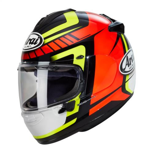 Arai Chaser X Pace Red Motorcycle Helmet Next Day Delivery