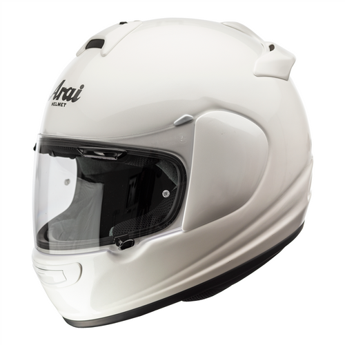 Arai Debut Motorcycle Helmet Full Face Diamond White SALE Last Few