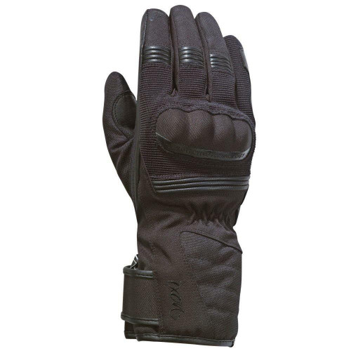 Ixon Pro Tenere Lady Motorcycle Gloves Waterproof Breathable Textile Black