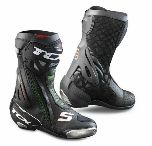 TCX RT-Race Pro Air Johan Zarco Limited Edition Motorcycle Boots