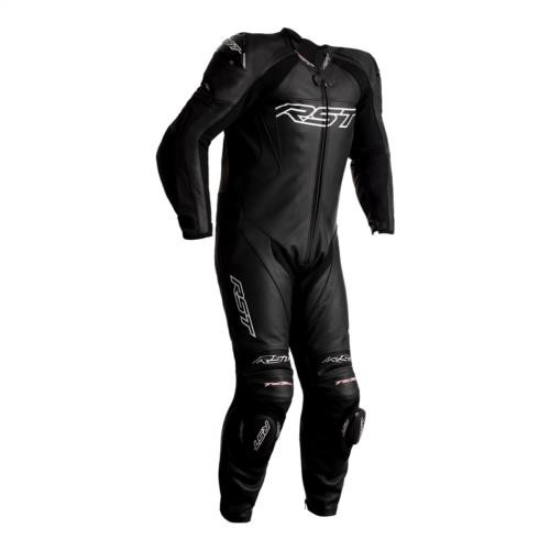 RST Tractech Evo 4 One Piece Motorcycle Leathers Black Ce AAA Rated Suit 2355