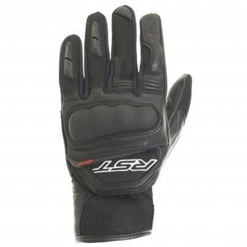 RST Urban AIR 2 Motorcycle Summer Mesh Gloves Short Cuff Black 2714 Ce Approved