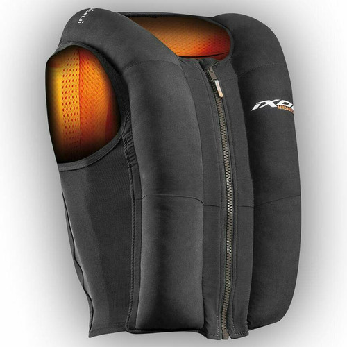 Ixon Airbag Air Bag Vest GPS Wireless IN&MOTION Technology Back Protector