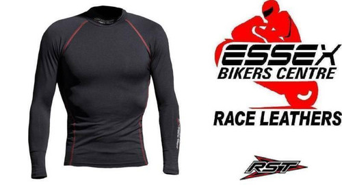RST TECH X MULTISPORT BASE LAYER TOP MOISTURE WICKING LONG SLEEVE SIZE SMALL