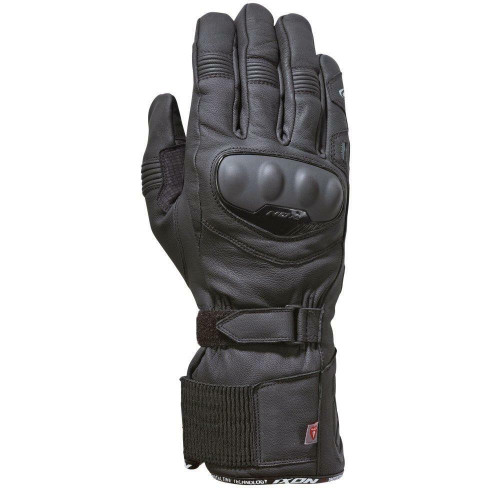 Ixon Pro Shift Mens Motorcycle Gloves Waterproof Breathable Textile