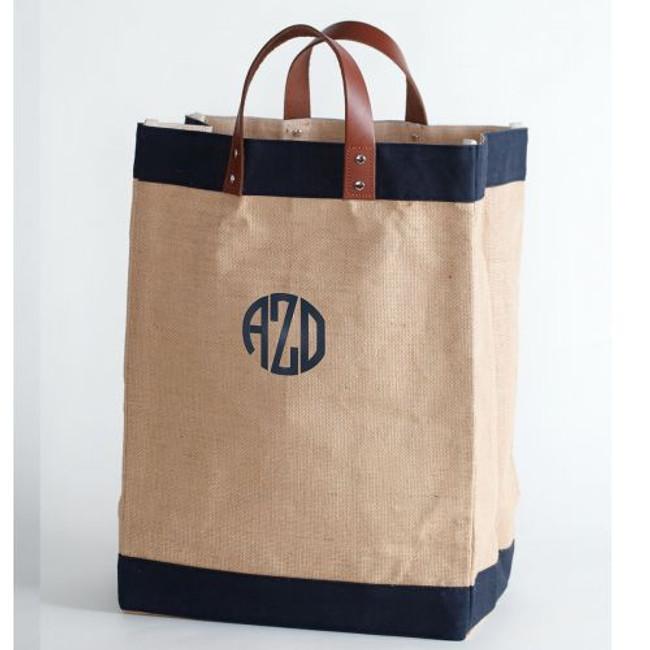 Jute Market Tote, Jute Shopping Bag