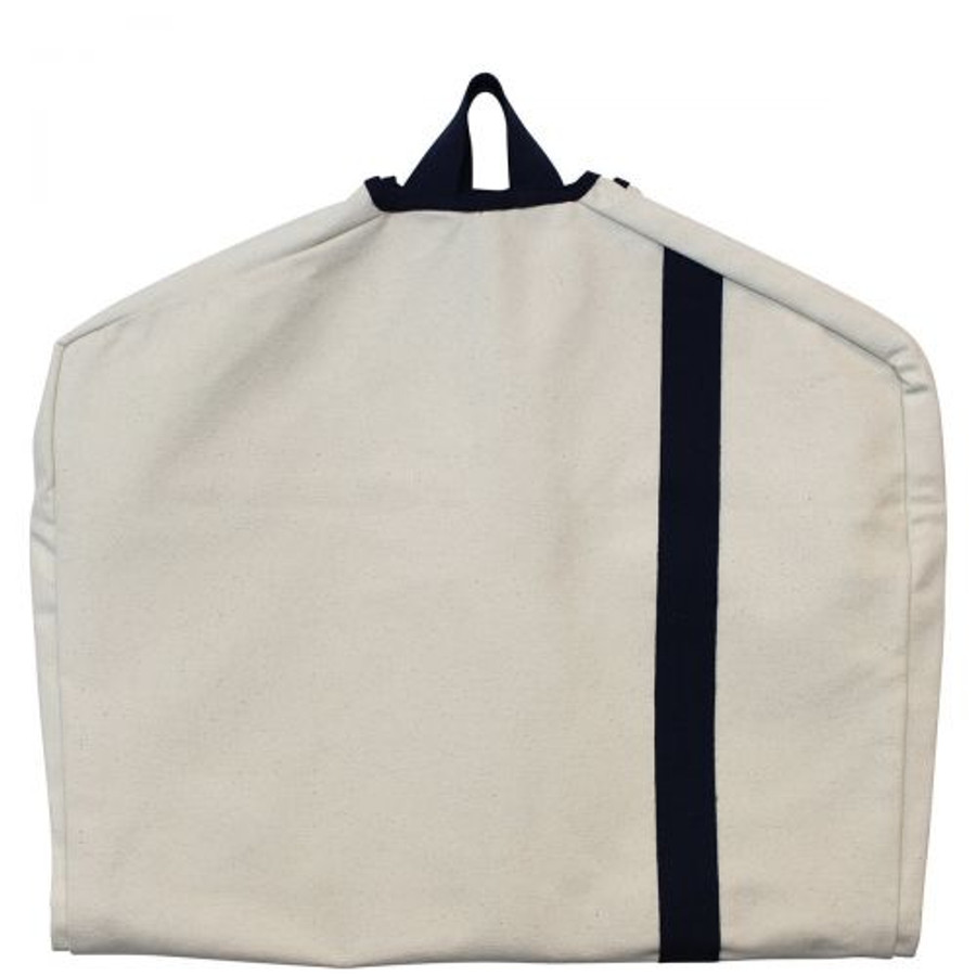 Canvas Garment Bag, Hanging Clothes Carry On Travel Bag