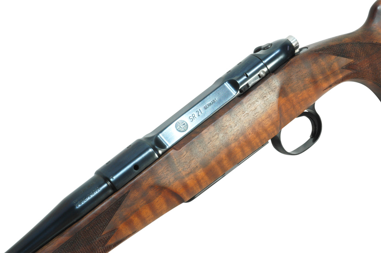 Heym SR21 Allround - Walnut (Medium Cal.)