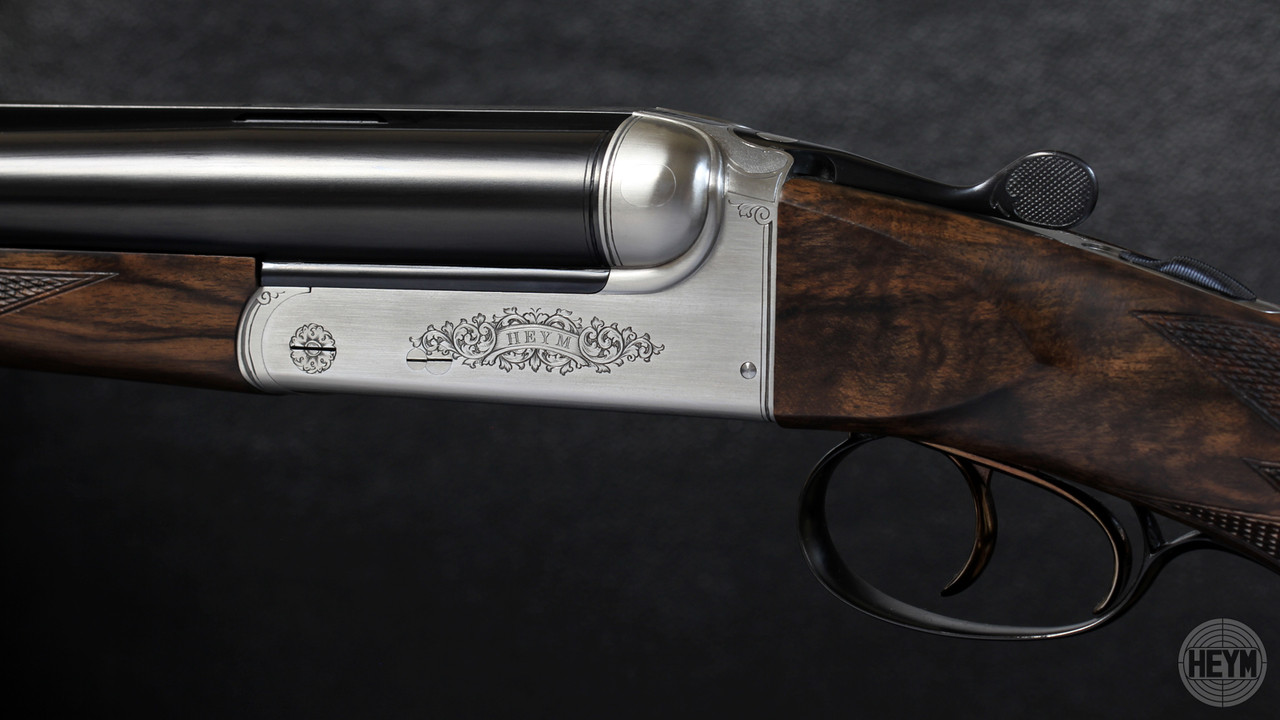 Reminiscent of pre-war, British, working rifles, the Grade 1 pattern is simple but elegant.