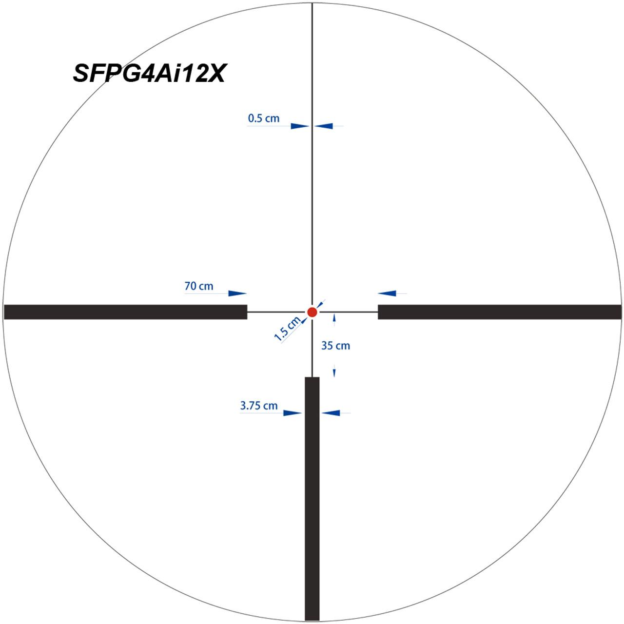Reticle G4Ai12X