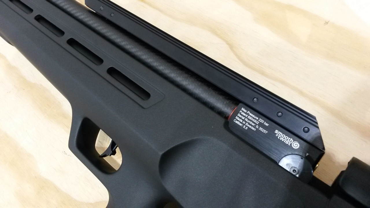 HSG Carbon Fiber Barrel Support