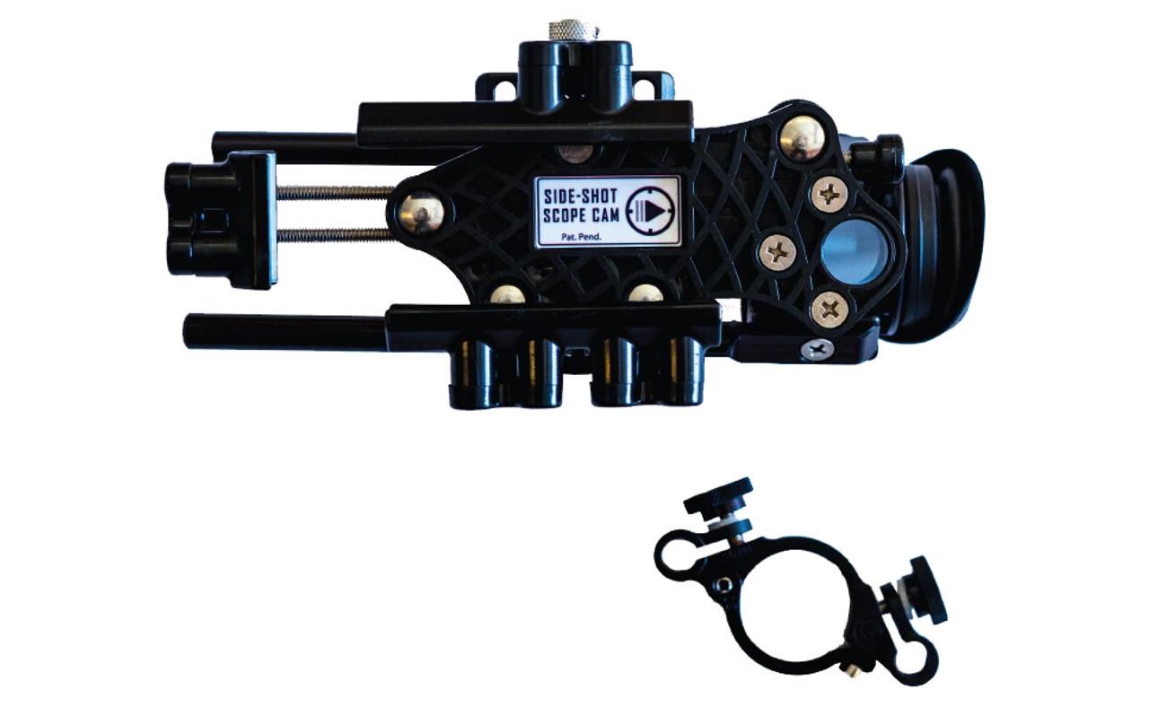 Side Shot Rifle Scope Phone Mount