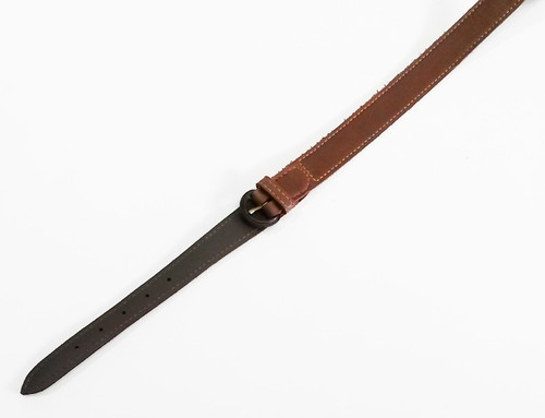 AKAH moose leather gun sling