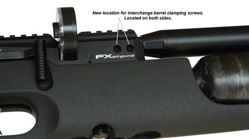 FX Crown GEN. 2 Synthetic PCP Air Rifle