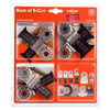 Buy Fein 35222952300 Best of E-Cut Multi-Tool Blades Starlock for Wood & Metal (6 Piece) at Toolstop