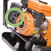 Evolution Hulk Petrol Compactor 2.4HP - 3