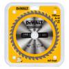 Dewalt DT1945 Construction Circular Saw Blade 190mm x 30mm x 40T - 1