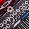 Buy Sealey AK3076 Metric Tap & Die Set Split Dies 76 Piece at Toolstop