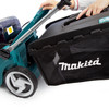 Makita DLM380Z 36V Cordless li-ion Lawnmower 38cm (Body Only) - accepts 2 x 18V Batteries - 3