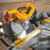 Dewalt DWS780 Compound Slide Mitre Saw with XPS 305mm 110V - 1