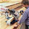 Buy Bosch GCM12SD + GTA3700 + 2607019110 - Mitre Saw 110V + Legstand + Saw Blade Twinpack at Toolstop