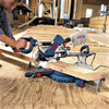 Bosch GCM10SD Double Bevel Slide Mitre Saw 254mm 110V - 3