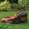 Black + Decker CLMA4820L2-GB 36V Cordless Autosense Lawnmower (2 x 2AH Batteries)  - 3