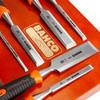 Bahco 434-S6-EUR Bevel Edge Chisel Set (Set of 6) - 3