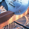 Trend CSB/CC18460T CraftPro Saw Blade Crosscut 184mm x 60T - 3