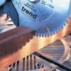 Trend CSB/CC18448T CraftPro Saw Blade Crosscut 184mm x 48T - 3