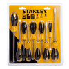 Buy Stanley 60211 Phillips/Slotted/Pozi Screwdriver Set (10 Piece)  at Toolstop