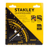 Stanley 46-053 Adjustable Quick Square 190mm - 1