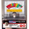 Sealey BT91/7 Battery Drop Tester 6 - 12 Volts - 1