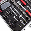 Sealey AK7980 Premier Mechanics Tool Kit 1/4, 3/8, 1/2in Square Drive in Carry Case (136 Piece) - 4