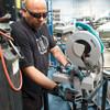 Makita LC1230 TCT Metal cutting Chop Saw 110V - 3