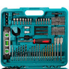 Buy Makita DHP453RFTK 18V Cordless Combi Drill (2 x 3.0Ah Batteries) with 101 Piece Accessory Set at Toolstop