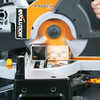 Evolution Rage 3-S300 210mm TCT Multipurpose Sliding Mitre Saw 110V