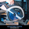 Evolution EVOSAW230 TCT Industrial Circular Saw 230mm / 9 Inch 240V - 6