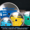 Evolution EVOSAW180HD Metal Cutting Circular Saw 180mm 240V - 6