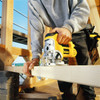 Dewalt DW331KT 701W Heavy Duty Top Handle Jigsaw with TStak Box 110V - 4