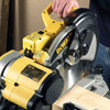 Dewalt D27105 240V 305mm Combination Flip Over Saw - 3