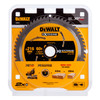 Buy Dewalt DT99570 XR Extreme Runtime Mitre Saw Blade 216mm x 30mm x 60T at Toolstop
