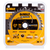 Buy Dewalt DT99566 XR Extreme Runtime Table Saw Blade 210mm x 30mm x 36T at Toolstop