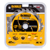 Buy Dewalt DT99562 XR Extreme Runtime Circular Saw Blade 190mm x 30mm x 24T at Toolstop