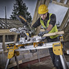 Buy Dewalt DCS365N 18V Cordless Mitre Saw with XPS 184mm (Body Only) for GBP265.83 at Toolstop