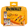 Dewalt DCD795M1 Combi Drill 18V (1 x 4Ah Battery) + DT7612 Quick Change - Drill & Drive Accessory Set - 2