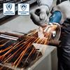 Bosch GWS750 Professional Angle Grinder 115mm / 4.1/2 Inch 110V - 3