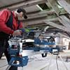Bosch GCM8SJL Single Bevel Sliding Mitre Saw 110V - 2