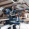 Bosch GCM8SJL Single Bevel Sliding Mitre Saw 110V - 4